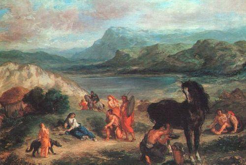 Ovid-scythians