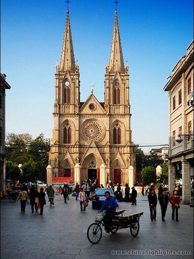 Guangzhou-sacred-heart-church