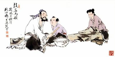 Zhuangzi-gupenerge